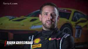 24 Hours of Le Mans 2019 - Interview Bjorn Grossmann [Video]