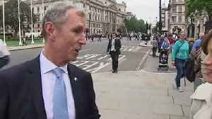 Nigel Evans: Leadership race 'now a battle for second place' [Video]