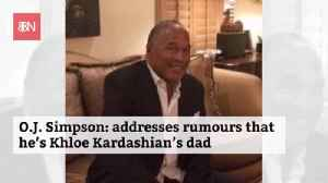 The False Rumors Regarding O.J. Simpson And Khloe Kardashian [Video]