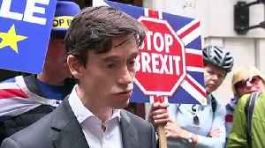 Rory Stewart wants Michael Gove to be in his team [Video]