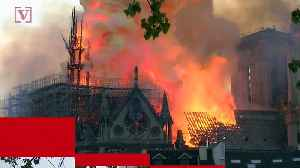 This is Who's Really Paying For Notre Dame's Reconstruction [Video]