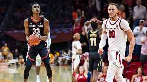 News video: NBA Draft 2019: Which Players Are Rising, Falling?