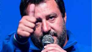 Salvini Says Italy Will Stick With 'Mini-BOT' Plan Unless A Better Idea Comes Along [Video]