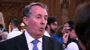 Liam Fox says Jeremy Hunt is 'showing steady progress' [Video]