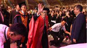 The Richest Man In Hong Kong Funds An Entire College Class' Tuition For Up To 5 Years [Video]