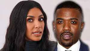 Kim Kardashian Reacts To Ray J Love Tape Joke At MTV Movie Awards [Video]