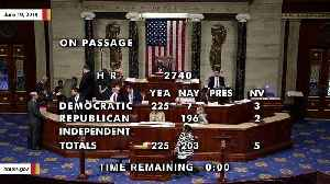 House Passes $1T Spending Package [Video]