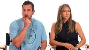 Murder Mystery Movie - Adam Sandler and Jennifer Aniston Break Down a Scene [Video]