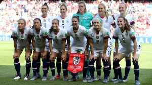 Women's Soccer Team Says It's Paid Less Than Men Despite More Revenue [Video]