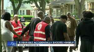 Second 5-year-old boy dies in an accidental shooting the area in less than 24 hours [Video]