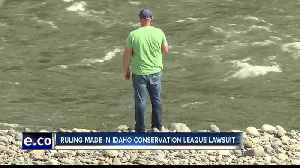 Judge orders Sawtooth Valley water diversions examined [Video]