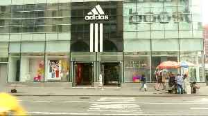News video: Adidas three-stripe trademark ruled invalid by EU court