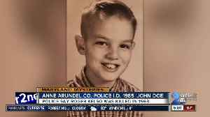 DNA tech helps bring new clues to 34-year-old Anne Arundel County cold case [Video]
