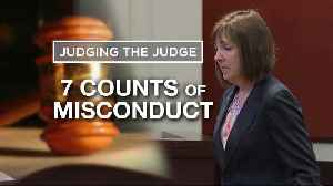 Michigan Supreme Court hears oral arguments in case of Judge Theresa Brennan [Video]