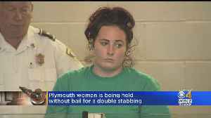 Woman Arrested For Stabbing Two Women At Plymouth Apartment Complex [Video]