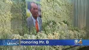 'Honoring Mr. B' Thousands Attend Celebration Of Life [Video]