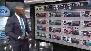 Green Bay Packers' 2019 record prediction: NFL Network's Terrell Davis goes through all 16 games [Video]