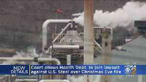 Allegheny County Health Department Joins Lawsuit Against U.S. Steel [Video]