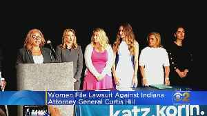 Rep. Mara Candelaria Reardon, Three Other Women Sue Indiana Attorney General Curtis Hill Over Groping Allegations [Video]
