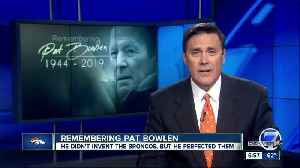 Special Report: Honoring and remembering Broncos owner Pat Bowlen [Video]