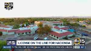 License on the line for Hacienda HealthCare [Video]
