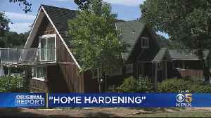 'Home Hardening' Seen As Next Level Protection In Age Of Constant Wildfires [Video]