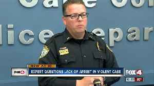 Expert questions CCPD lack of arrest in murder case [Video]