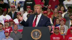 President Trump Launches 2020 Campaign At 'Keep America Great' Rally In Orlando [Video]