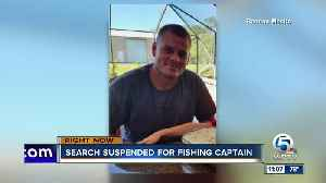 Coast Guard calls off search for missing captain [Video]