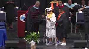 Virginia Teen Graduates from High School After Being in a Coma for Five Months [Video]