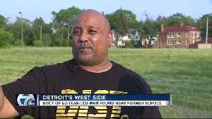 Body of 62-year-old man found near former Detroit school [Video]