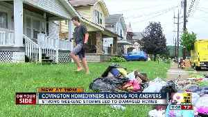 Covington flood victims get vent session but no answers from city [Video]