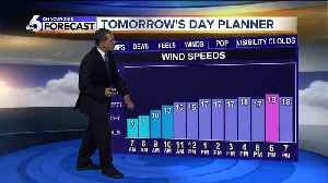 Scott Dorval's Tuesday On Your Side Forecast [Video]