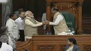 Kota BJP MP Om Birla elected speaker of Lok Sabha [Video]