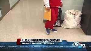 Immigration attorney on possibility of massive immigration crackdown [Video]