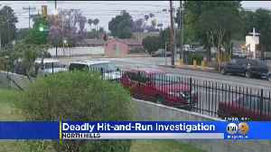 Female Driver Wanted After Walking Away From Fatal Crash In North Hills [Video]