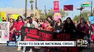 News video: Push to solve Native American crimes