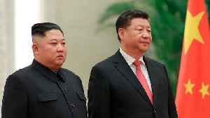 Xi Jinping First Chinese President In 14 Years To Meet With North Korean Leader [Video]