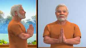 PM Modi tweets Surya Namaskar video ahead of International Yoga Day [Video]