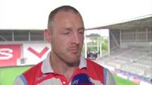Roby excited about Great Britain Lions [Video]