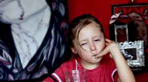 Telepathic Five-Year-Old [Video]