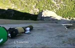 10-year-old American girl climbs 'The Nose' of El Capitan [Video]