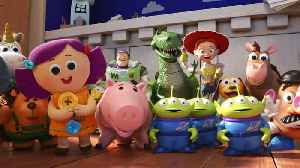 The Stars Behind the Voices of Toy Story [Video]