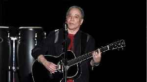 Paul Simon Honored By Poetry Society Of America [Video]