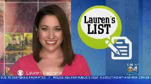 Lauren's List: Fun Facts About Zoo Miami [Video]