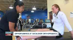 Excelsior Orthopaedics expansion creates job opportunities [Video]