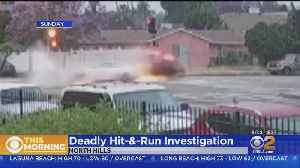 Suspected Driver Who Walked Away From Fatal North Hills Crash Identified [Video]