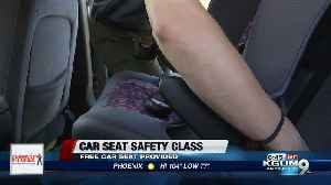 Car seat safety tips for parents [Video]