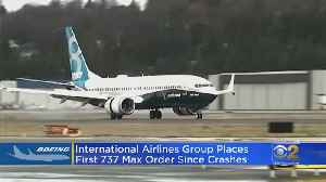 Boeing Makes First 737 Sales In Months [Video]