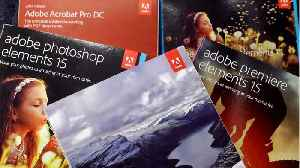 Adobe Beats Wall Street Earnings Forecasts [Video]